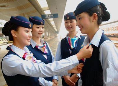 贵阳市铁路中专学校高铁乘务专业怎么样?